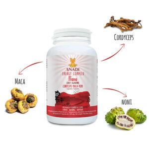 Suplemento Energético Vegano