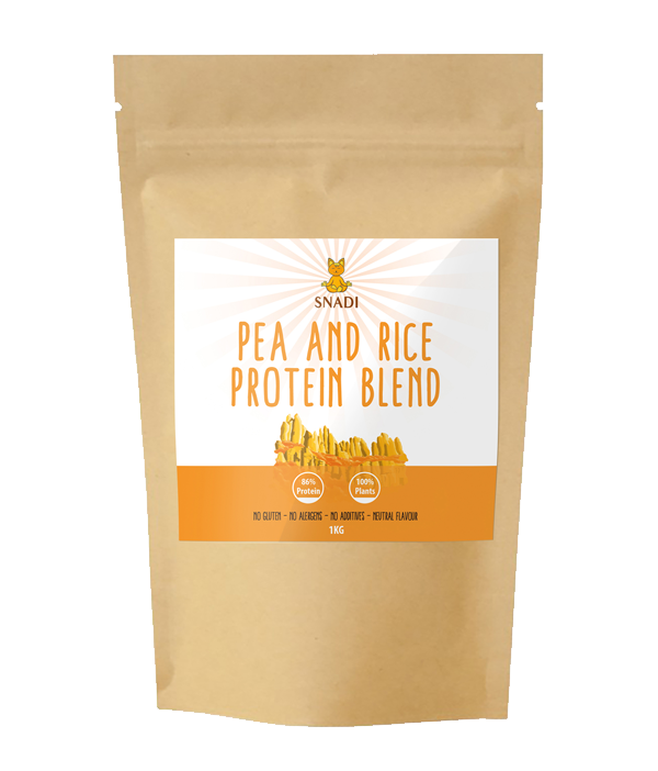 Proteína vegana comprar online